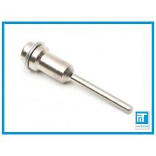 Оправка (дискодержатель) 3,17 мм (пос. диам. 6 мм)для Dremel / дремель / гравера / бормашины