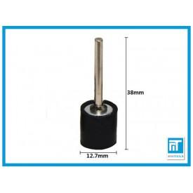 Держатель (державка) наждачных кружков, шубок 12,7 мм для гравера / Dremel / дремель