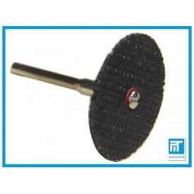 Отрезной армированный диск по металлу 32 мм для дремель / Dremel / гравера