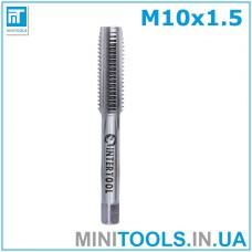Метчик М10 (М10х1,5) INTERTOOL SD-8127