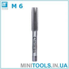 Метчик М6 (М6х1) INTERTOOL SD-8116