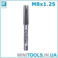 Метчик М8 (М8х1,25)  INTERTOOL SD-8121