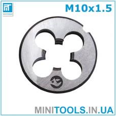 Плашка М10 (M10x1.5) INTERTOOL SD-8227