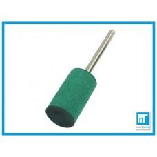Полировочная (полировальная) резиновая насадка (шарошка) 1 шт 10 мм для гравера / дремель / Dremel
