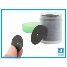 Отрезной абразивный диск 1 шт. 24 мм для дремель / Dremel / гравера