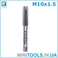 Метчик М10 (М10х1,5) INTERTOOL SD-8127