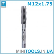 Метчик М12 (М12х1,75) INTERTOOL SD-8134