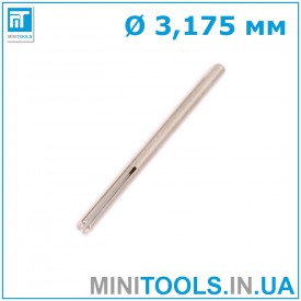 Оправка держатель для наждачной бумаги 3,175 мм тип D для Dremel / дремель / гравера / бормашины