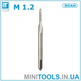 Метчик М1,2 (М1.2х0,25)