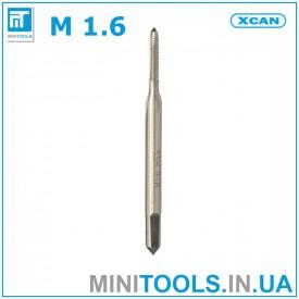 Метчик М1,6 (М1.6х0,35)