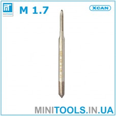Метчик М1,7 (М1.7х0,35)