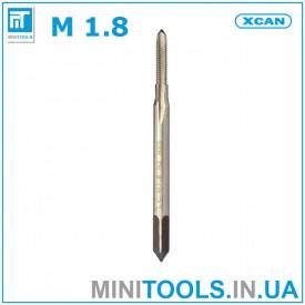 Метчик М1,8 (М1.8х0,35)